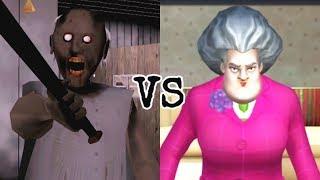 Granny vs Miss T