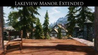 Lakeview Extended - Hearthfire - Skyrim Mod