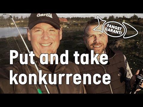 Fiskekonkurrence i Loch Nees