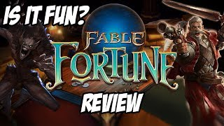 Fable Fortune Review - The Good, The Bad, Is Fable Fortune Fun? - Is It Fun