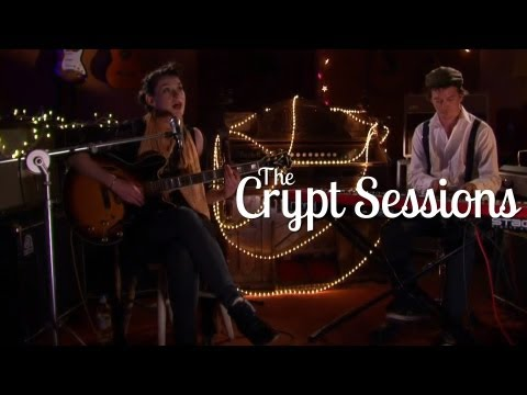 Shona Foster - Hard Work // The Crypt Sessions