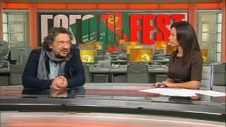 Троицкий об открытии Гогольfest: Это будет гигантский Гоголь