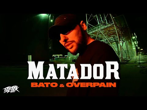 BATO, Overpain - MATADOR (2021)