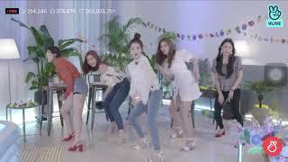 Red Velvet   Bad Boy (English Version) V Live