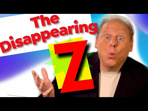American Accent Training | The Disappearing Z | Voiced Z Sounds ...