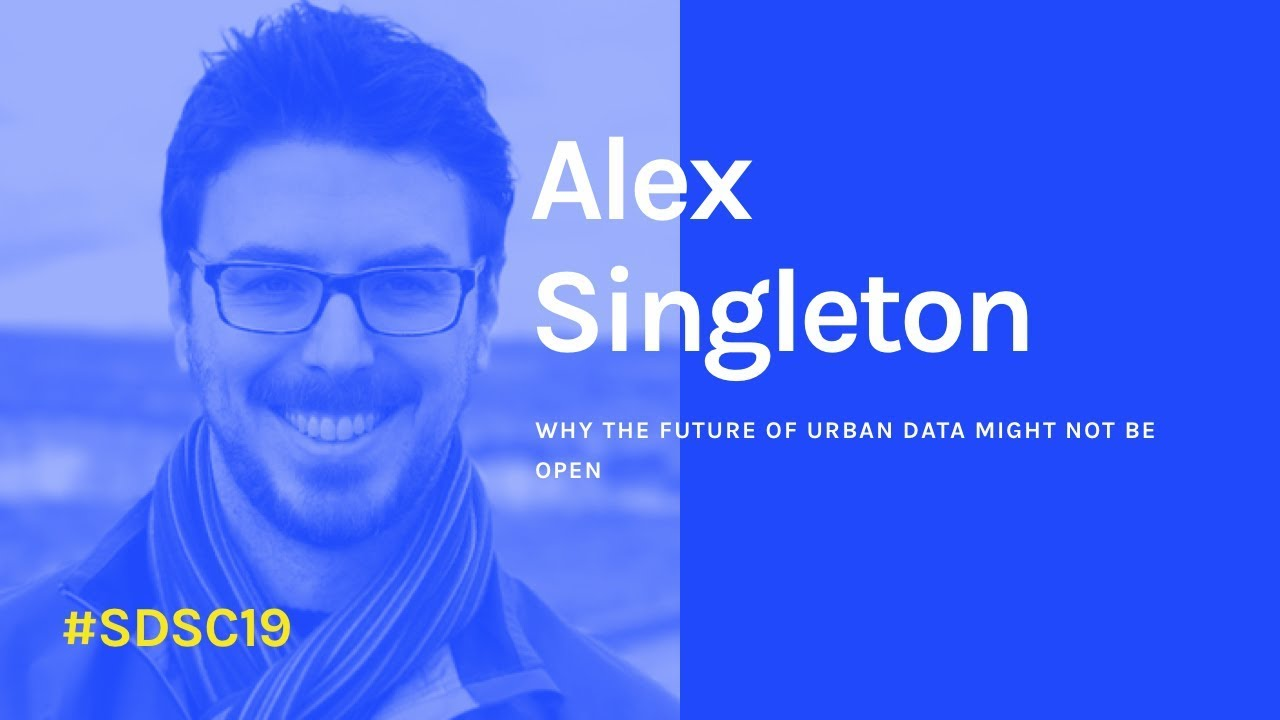 Why the Future of Urban Data Might not be Open...