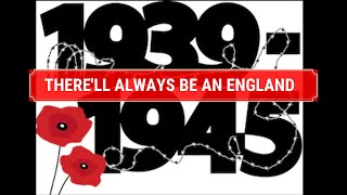 WORLD WAR 2 - THERE´LL ALWAYS BE AN ENGLAND - ALFRED PICCAVER