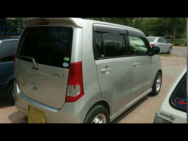 Suzuki Wagon R FX Limited 2012 for Sale in Islamabad