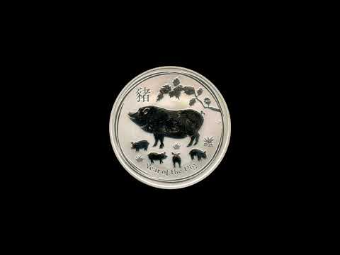 Video - Lunar II Silber - Schwein - 2019