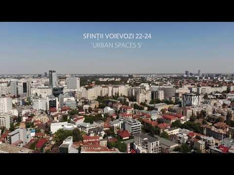 ADNBA - 'URBAN SPACES 5'/SFINȚII VOIEVOZI 22-24 - Construction site