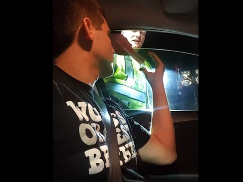 This attorney/Uber driver shows how to go through a DWI checkpoint without inadvertently incriminating yourself.