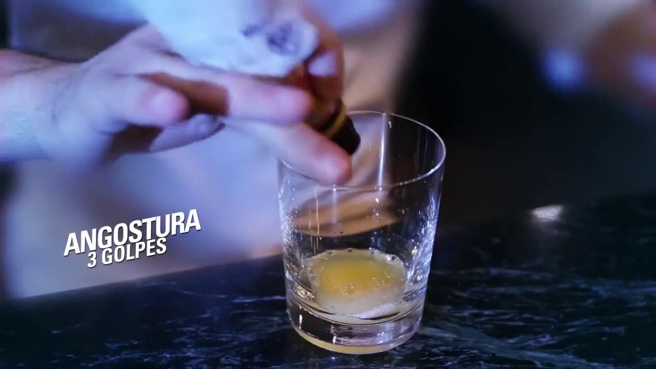 Scotch Fashioned by Ballantine's