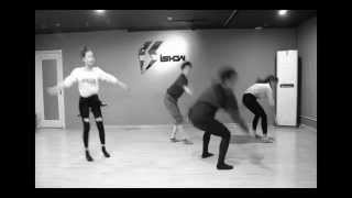 "aquilo ""losing you"" contemporary jazz choreography from Kevin Shin"