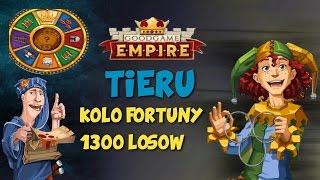 GoodGame Empire - Koło Fortuny (1300 losów)