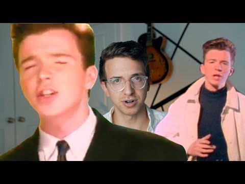 Rick Astley is a Musical Genius - a music theory analysis
