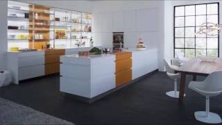 Contemporary Kitchens By Leicht