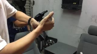 Poseidon kit on WE pistol