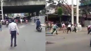 Ricuh di Tanah Abang, Kasatpol PP DKI Jakarta Bantah Bentrokan antara Petugas dengan Pedagang