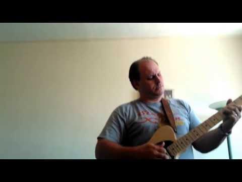 Blues!!                    Fender Tele Through Mesa Boogie