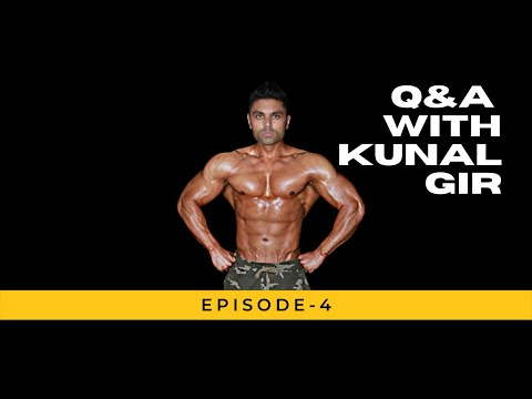 Q & A Session by Personal Trainer Kunal Gir