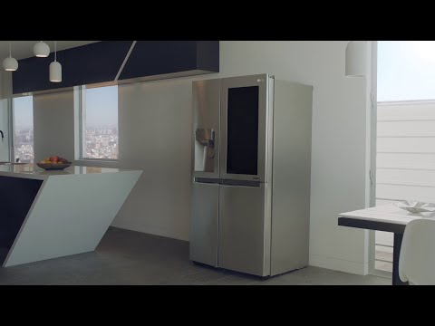 InstaView Door-in-Door™ | Knock Twice, See Inside
