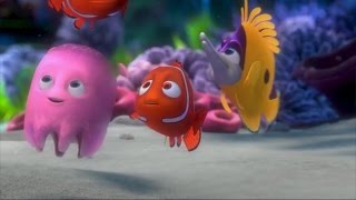 Finding Nemo but every time they say his name it gets faster