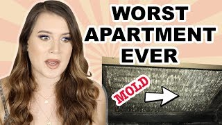 RANT/STORYTIME: LIVING IN THE WORST APARTMENT