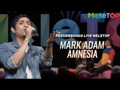 Mark Adam - Amnesia  | Persembahan Live MeleTOP |  Nabil & Elfarabi Faeez