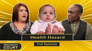 Health Hazard: Man Denies Child With Rare Medical Condition (Full Episode) | Paternity Court