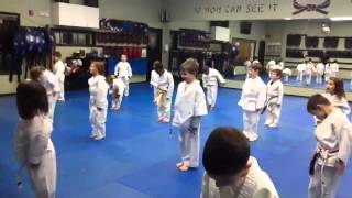 5150 Kinderkicks Training