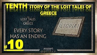 Assassins Creed Odyssey Tenth Story of The Lost Tales Of Greece - Every Story has an Ending