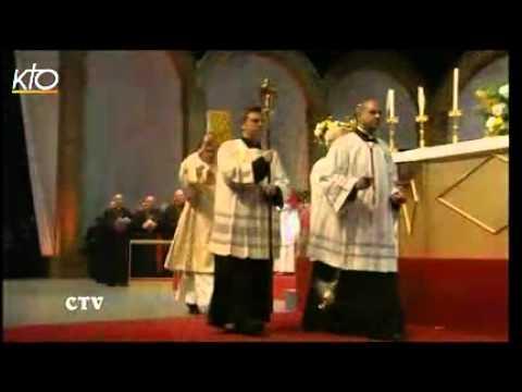 Veillée de prière pour la béatification du Cardinal Newman
