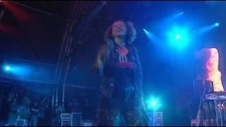 Basement Jaxx - Red Alert ( Glastonbury 2004 Live )
