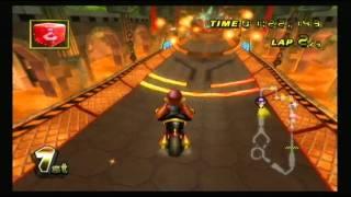 Mario Kart Wii Special Cup 150cc 3 star run