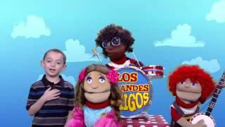 Menu escolar en Univision 23 por Los Grandes Amigos