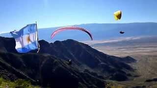 preview picture of video 'Curso de Adaptacion a la Montaña en Famatina - Carlos - Marzo 2014'