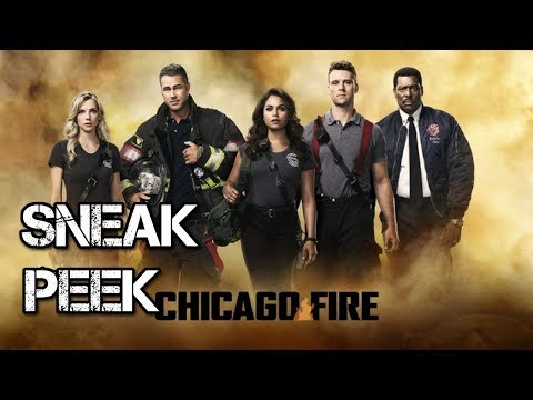 Chicago Fire - Episode 6.10 - Slamigan - Sneak Peek 1