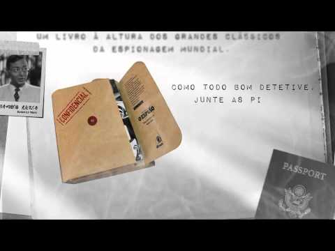 O Espião - Book Trailer - Editora Novo Conceito