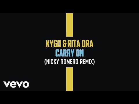 Kygo, Rita Ora - Carry On (Nicky Romero Remix (Audio))
