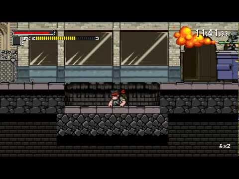 The Best Of Old And New Gaming Collide In Mercenary Kings