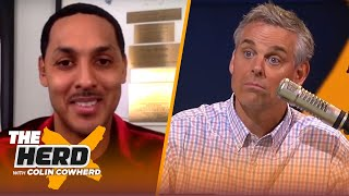 Ryan Hollins weighs in on how NBA season should resume, 'The Last Dance' and more | NBA | THE HERD