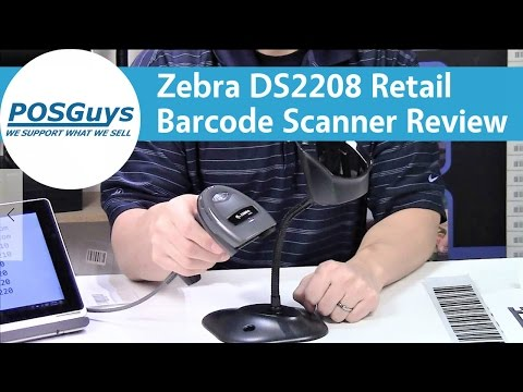 Zebra DS2208 Product Review - POSGuys.com