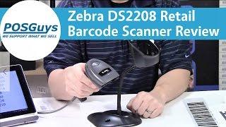 Zebra DS2208 (DS2208-SR7U2100SGW) - відео 1