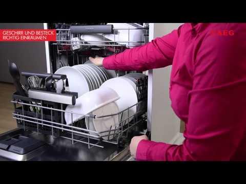 AEG Electrolux Geschirrspüler Täglicher Gebrauch Küchenhaus Böttcher