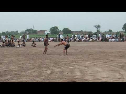Best Kabadi match Punjab