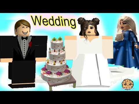 Getting Married ? Wedding Day Roblox Game Cookie Swirl C Let's Play Video (видео)