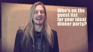 """DragonForce """"Reaching Into Infinity"""" Rapid Fire Interview - Pt.  2"""