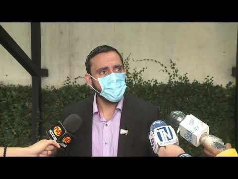 Ministro de Salud brinda detalles sobre el manejo de la pandemia de COVID19 en el país
