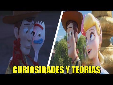 CURIOSIDADES, RUMORES y TEORÍAS DEL Nuevo Trailer De Toy Story 4