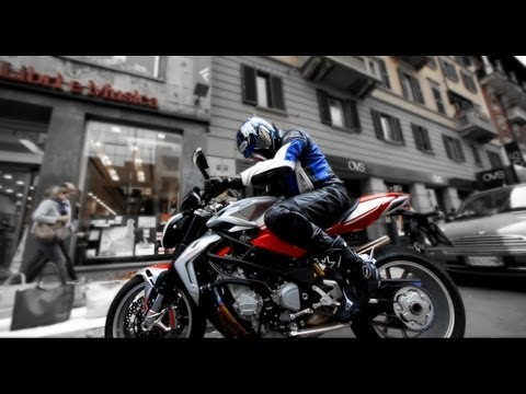 MV Agusta Brutale 1090RR Review Part1